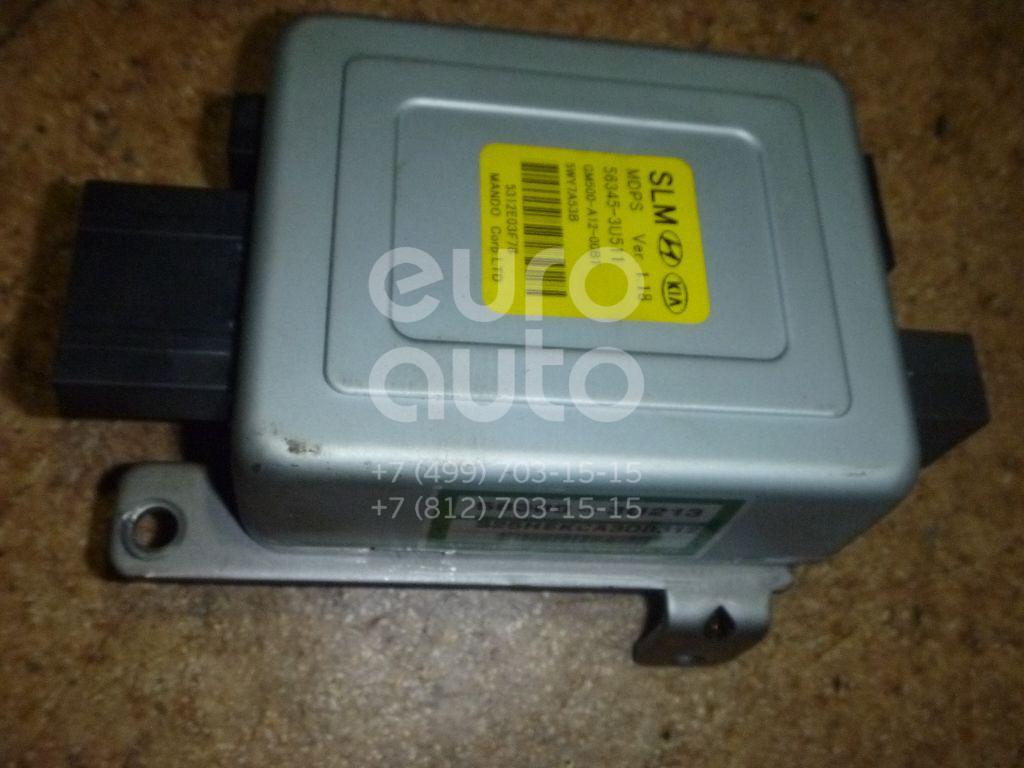 Блок электронный для Kia Sportage 2010-2015;ix35/Tucson 2010-2015 - Фото №1
