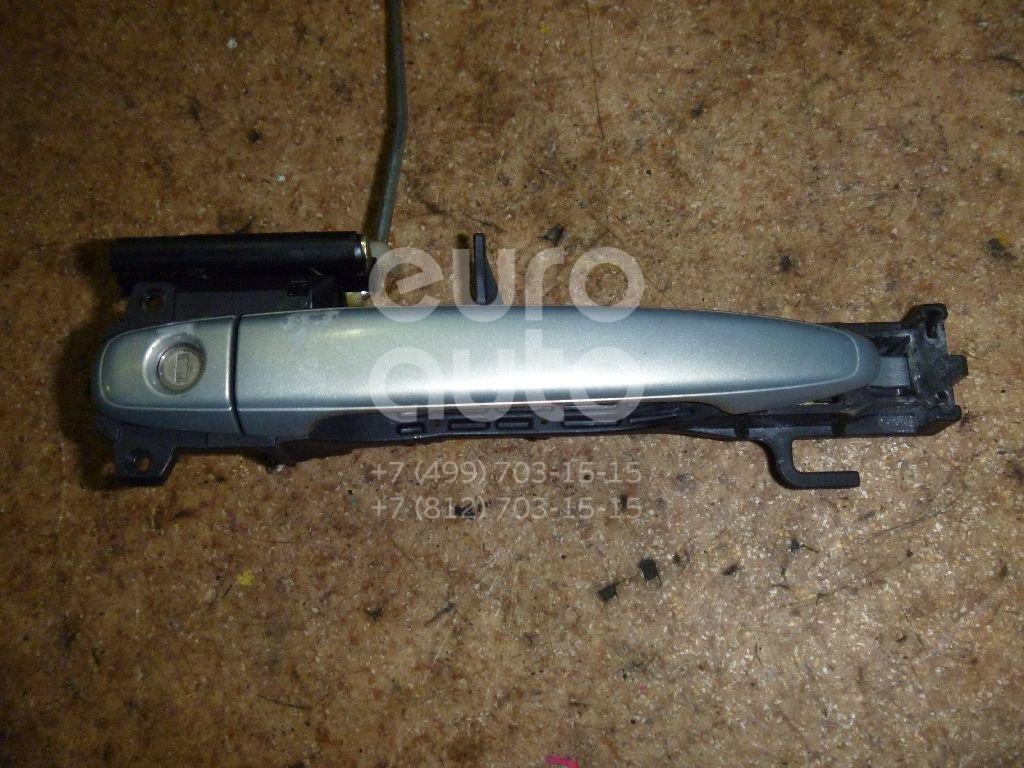 Ручка двери передней наружная правая для Lexus RX 300/330/350/400h 2003-2009 - Фото №1
