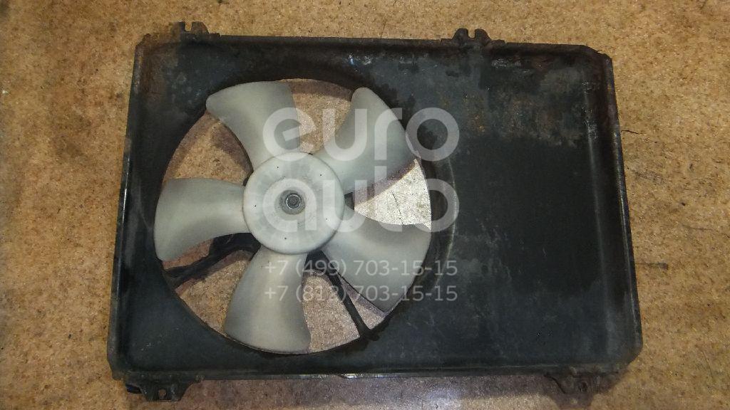 Вентилятор радиатора для Suzuki Swift 2004-2010 - Фото №1