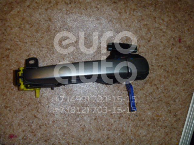 Ручка двери задней наружная левая для Toyota Verso 2009> - Фото №1