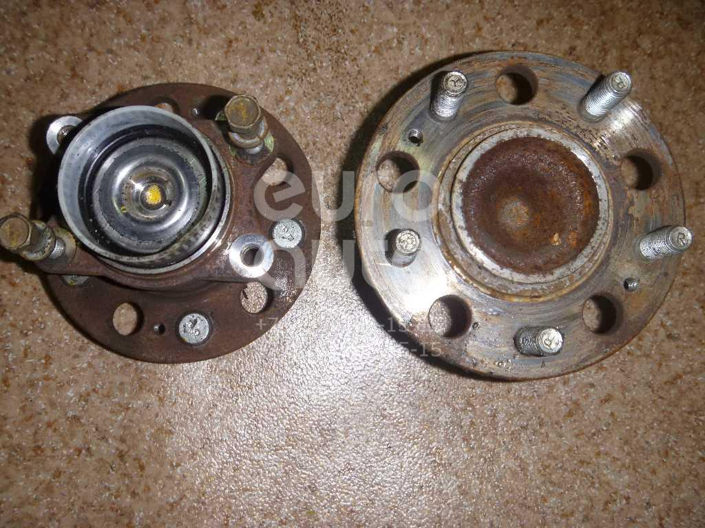 Ступица задняя для Kia,Hyundai Sportage 2010-2015;ix35/Tucson 2010-2015;Sonata VI 2010-2014;i40 2011>;Grandeur (V) 2011> - Фото №1