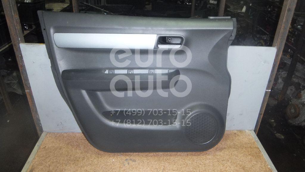 Обшивка двери передней левой для Suzuki Swift 2004-2010 - Фото №1