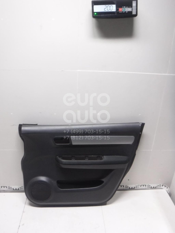 Обшивка двери передней правой для Suzuki Swift 2004-2010 - Фото №1
