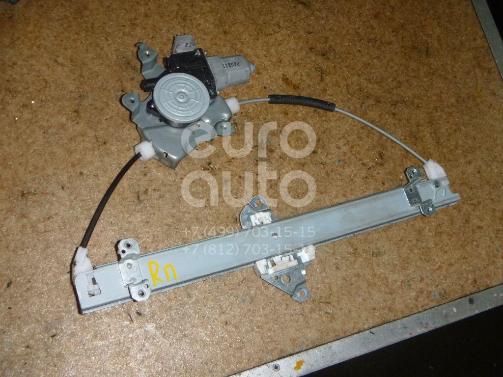 Стеклоподъемник электр. передний правый для Nissan Juke (F15) 2011> - Фото №1