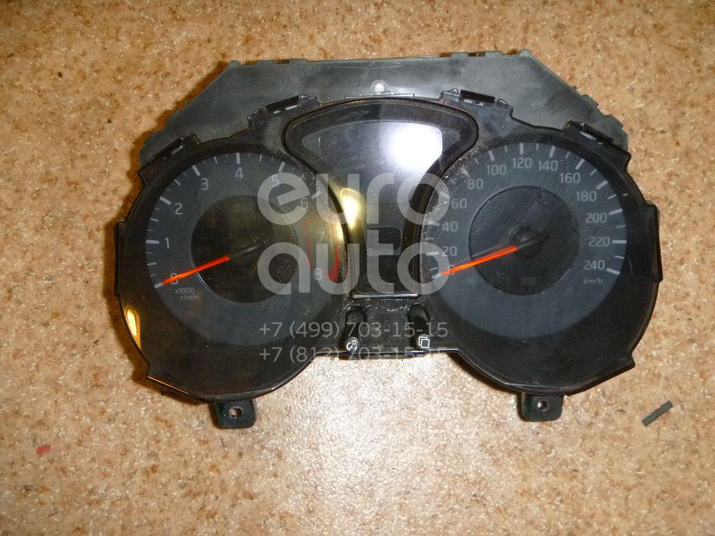 Панель приборов для Nissan Juke (F15) 2011> - Фото №1