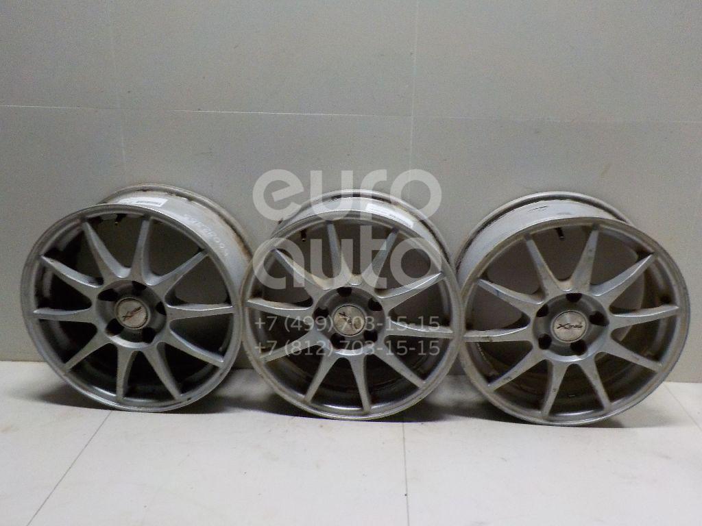 Диск колесный легкосплавный для Nissan Juke (F15) 2011> - Фото №1