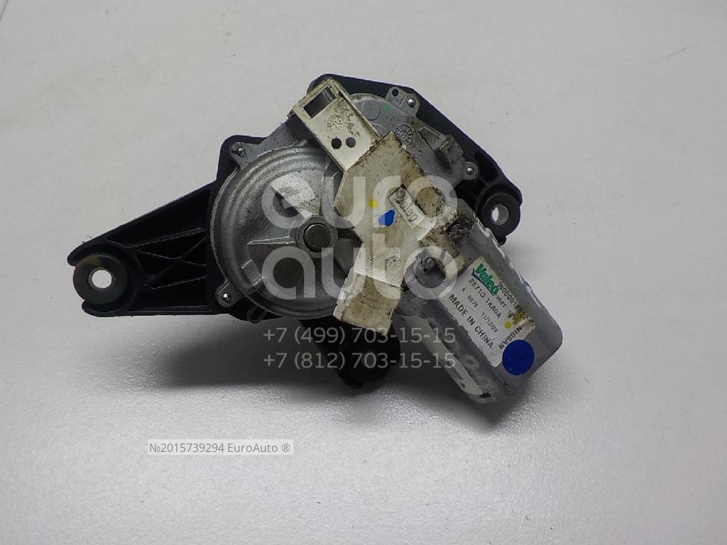 Моторчик стеклоочистителя задний для Nissan Juke (F15) 2011> - Фото №1