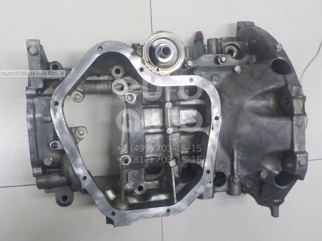 Купить Поддон масляный двигателя Nissan Juke (F15) 2011-; (111101KC1A)