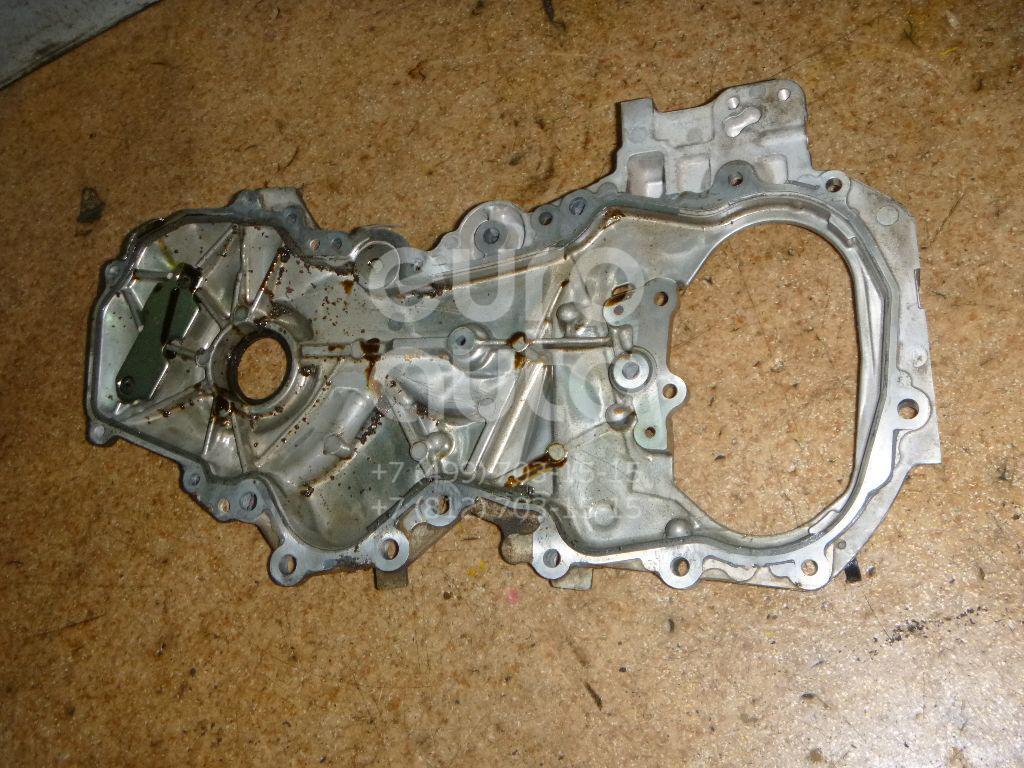 Крышка двигателя передняя для Nissan Juke (F15) 2011> - Фото №1