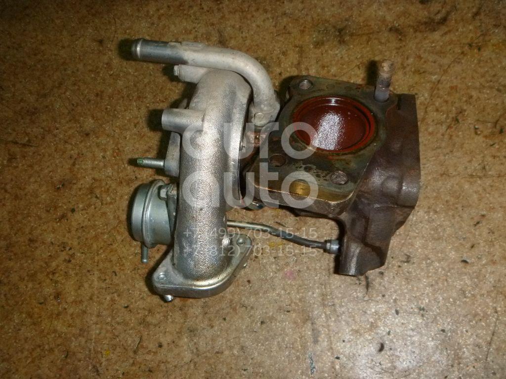 Турбокомпрессор (турбина) для Nissan Juke (F15) 2011> - Фото №1