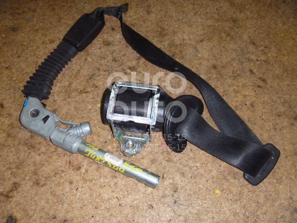 Ремень безопасности с пиропатроном для BMW 5-серия E60/E61 2003-2009 - Фото №1