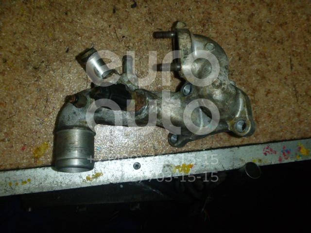 Фланец двигателя системы охлаждения для Mitsubishi L200 (KB) 2006-2016;Pajero/Montero Sport (KH) 2008-2015 - Фото №1