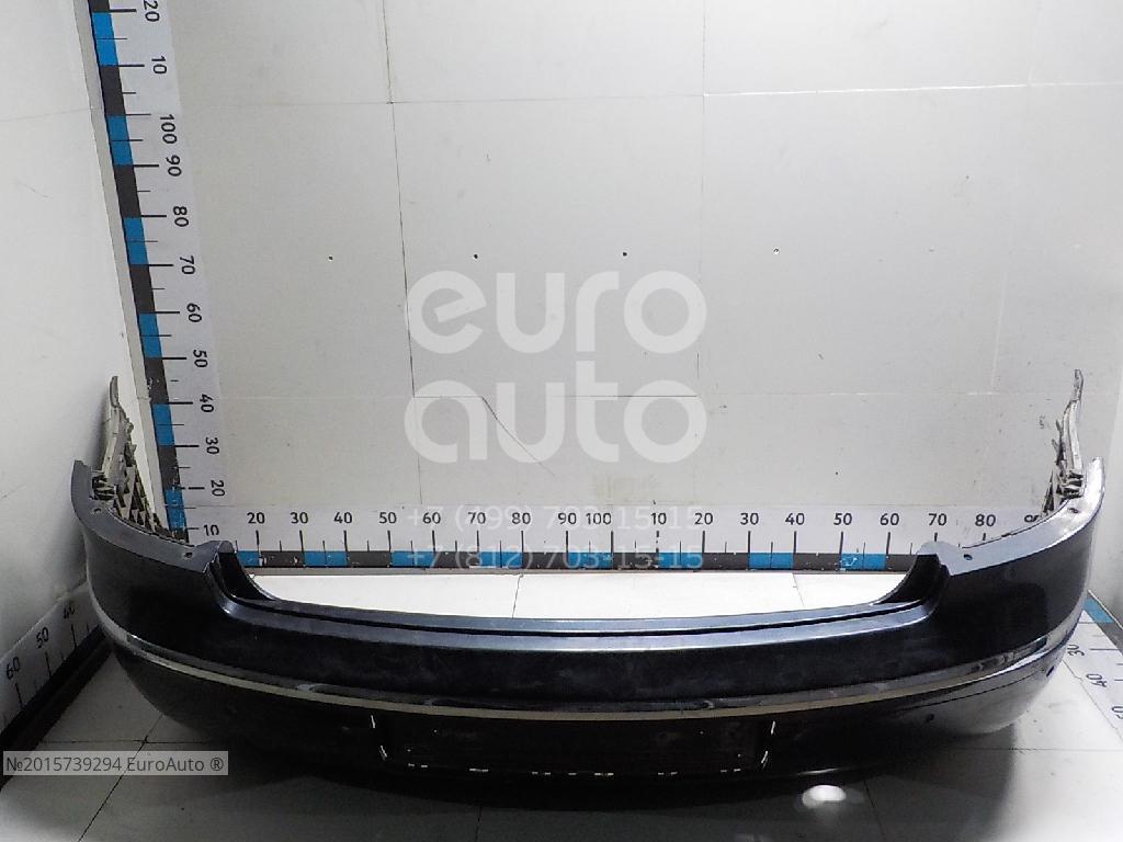 Бампер задний для VW Phaeton 2002-2016 - Фото №1