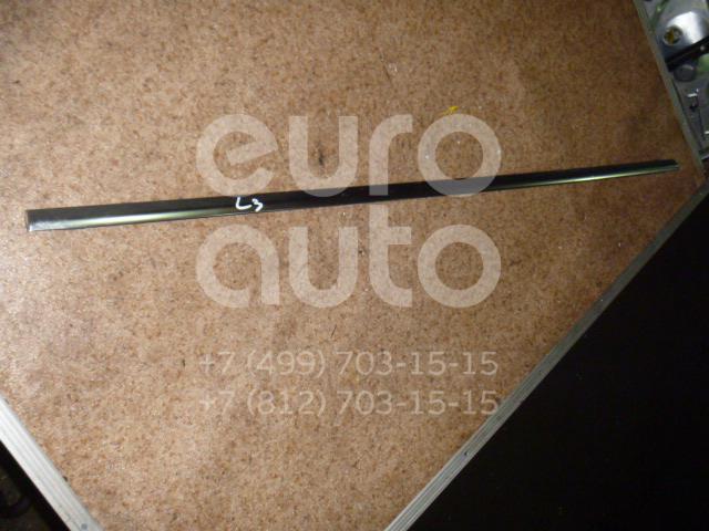 Накладка стекла заднего левого для VW Phaeton 2002-2016 - Фото №1