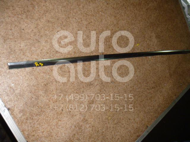Накладка стекла заднего правого для VW Phaeton 2002-2016 - Фото №1