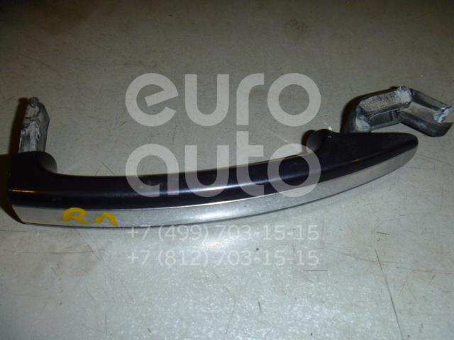 Ручка двери наружная для VW Phaeton 2002> - Фото №1