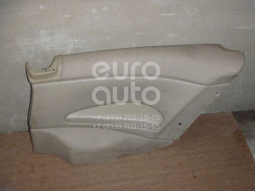 Обшивка кузова правая (купе) для Volvo C70 1997-2002 - Фото №1