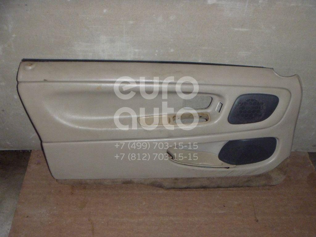 Обшивка двери передней левой для Volvo C70 1997-2002 - Фото №1