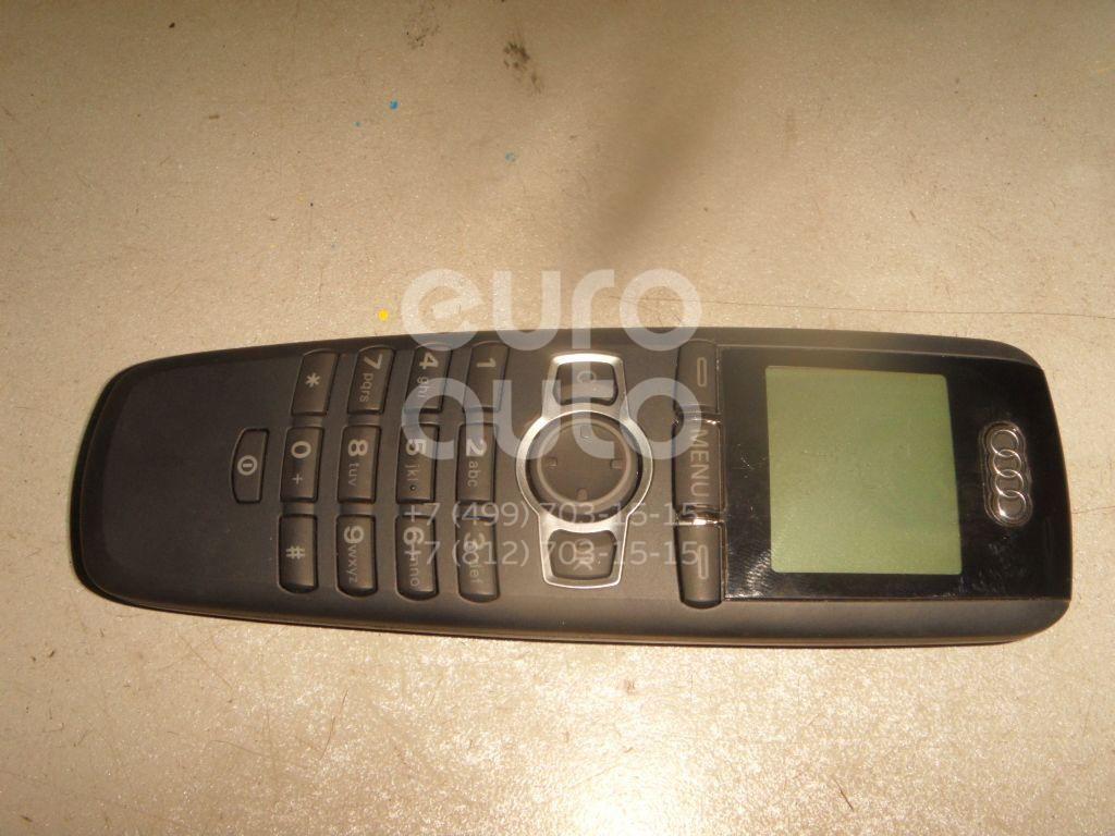 Трубка телефонная для Audi A8 [D3,4E] 2004-2010 - Фото №1