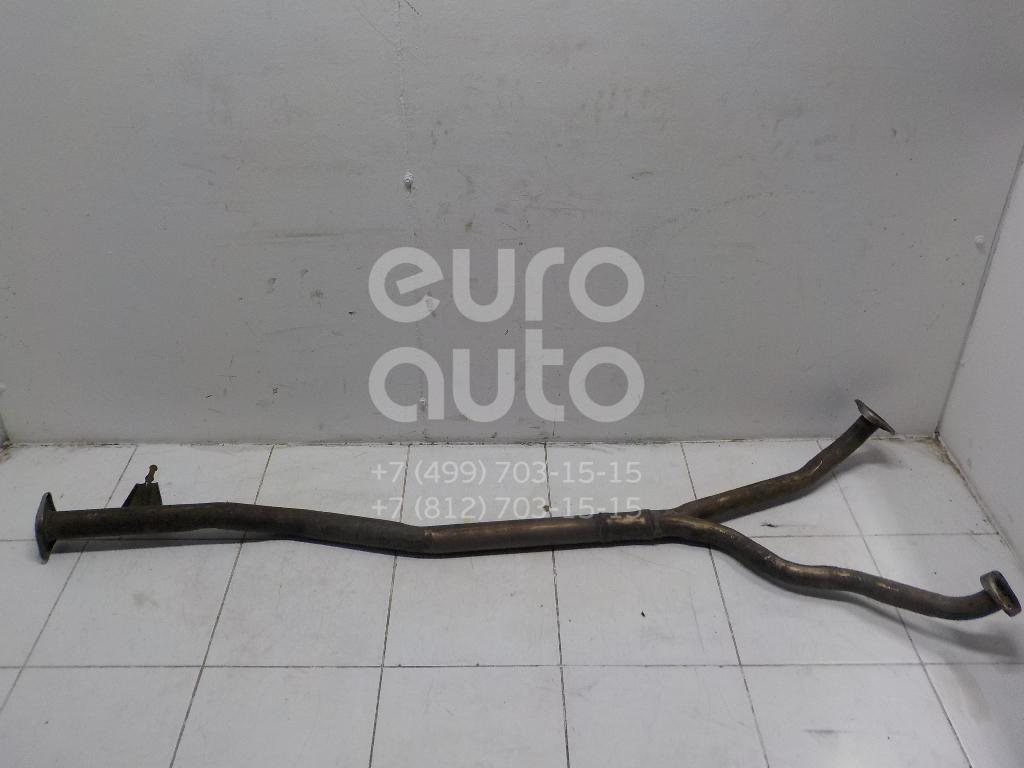 Приемная труба глушителя для VW Phaeton 2002-2016 - Фото №1