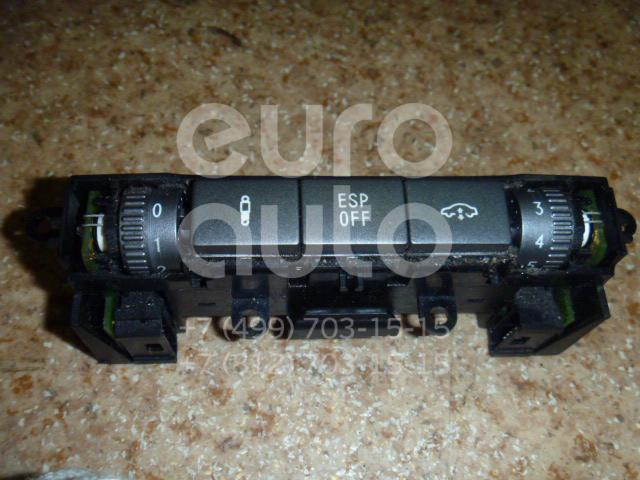Блок кнопок для VW Phaeton 2002-2016 - Фото №1
