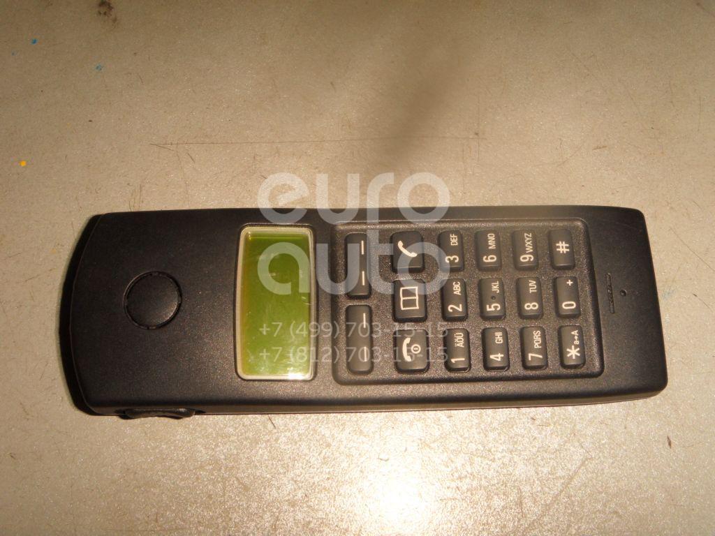 Трубка телефонная для BMW 7-серия E65/E66 2001-2008;3-серия E46 1998-2005;5-серия E39 1995-2003;7-серия E38 1994-2001;X5 E53 2000-2007 - Фото №1