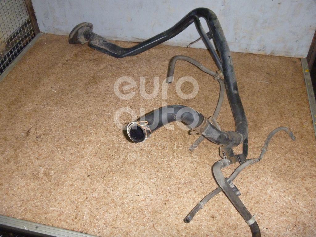 Горловина топливного бака для Nissan Murano (Z50) 2004-2008 - Фото №1