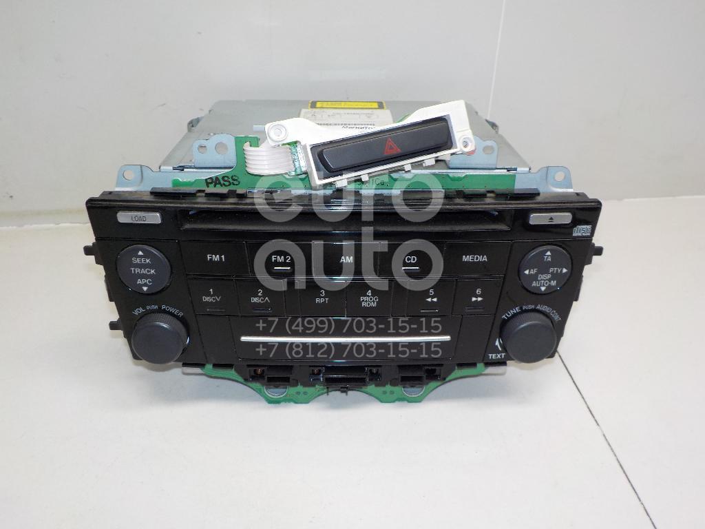 Магнитола для Mazda Mazda 6 (GG) 2002-2007 - Фото №1