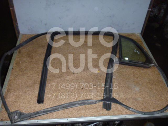 Стекло двери задней левой (форточка) для VW Phaeton 2002-2016 - Фото №1