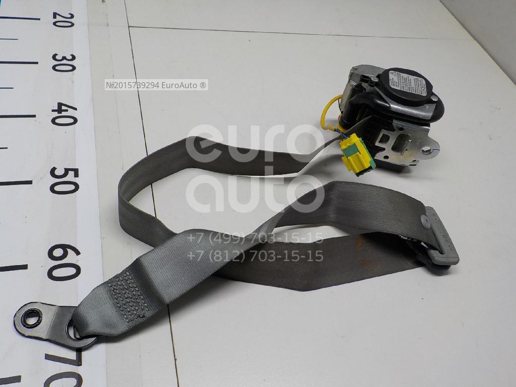Ремень безопасности с пиропатроном для VW Phaeton 2002> - Фото №1