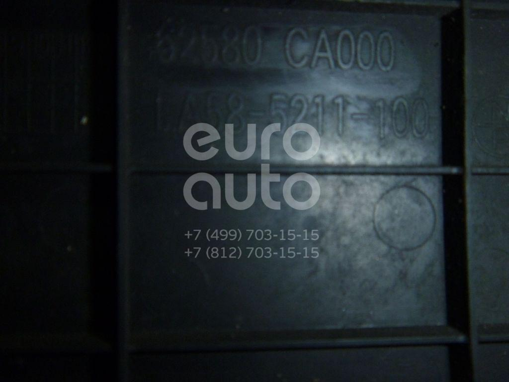 Накладка на решетку правая для Nissan Murano (Z50) 2004-2008 - Фото №1