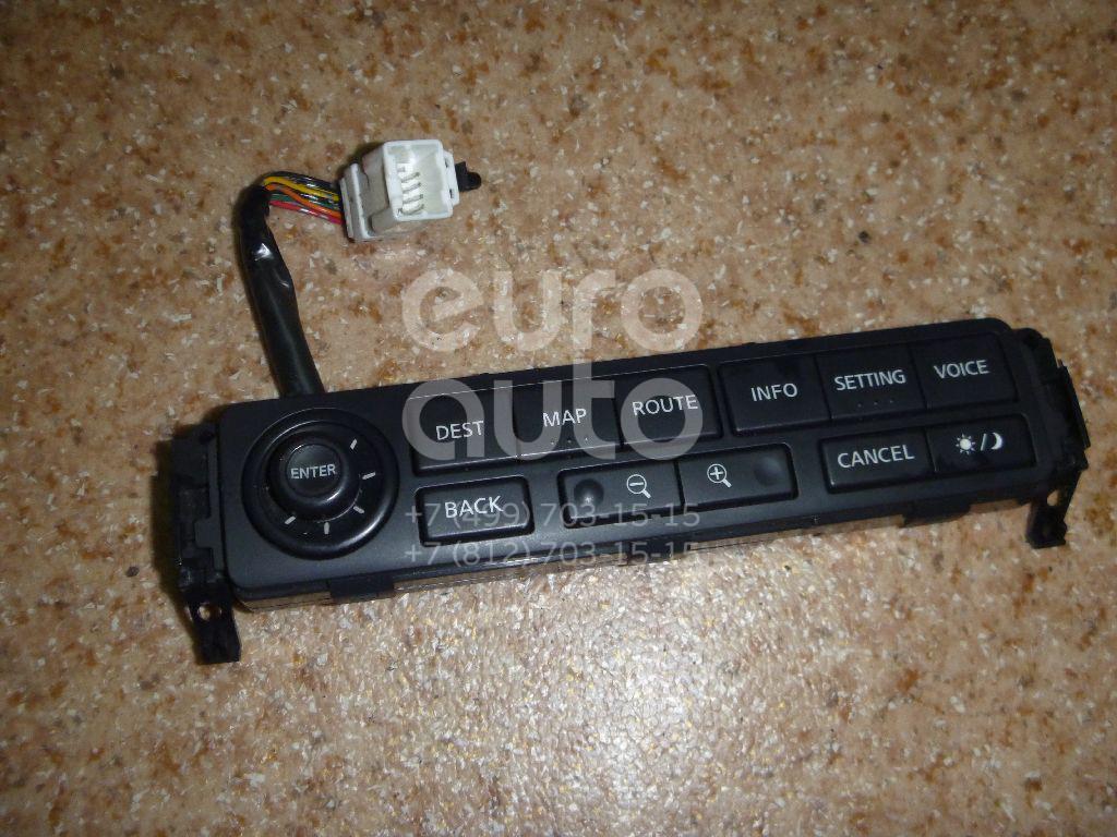 Блок кнопок для Nissan Murano (Z50) 2004-2008 - Фото №1