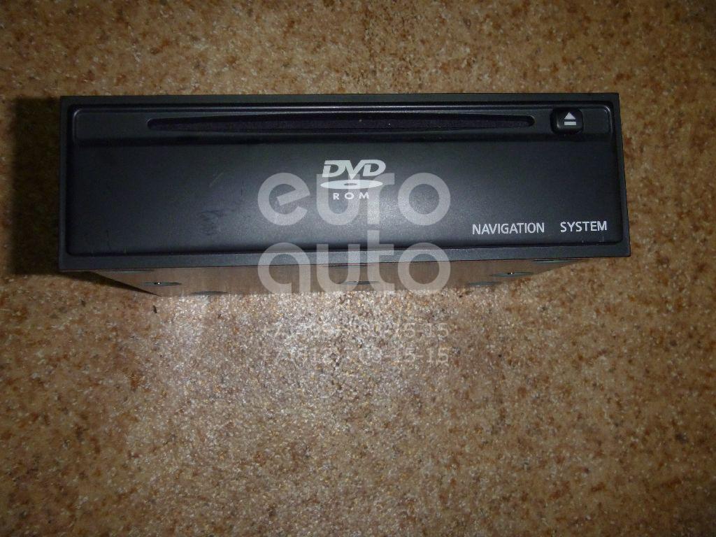 Проигрыватель CD/DVD для Nissan Murano (Z50) 2004-2008;X-Trail (T30) 2001-2006 - Фото №1