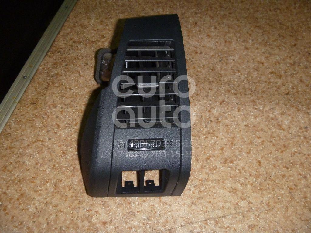 Дефлектор воздушный для Nissan Murano (Z50) 2004-2008 - Фото №1