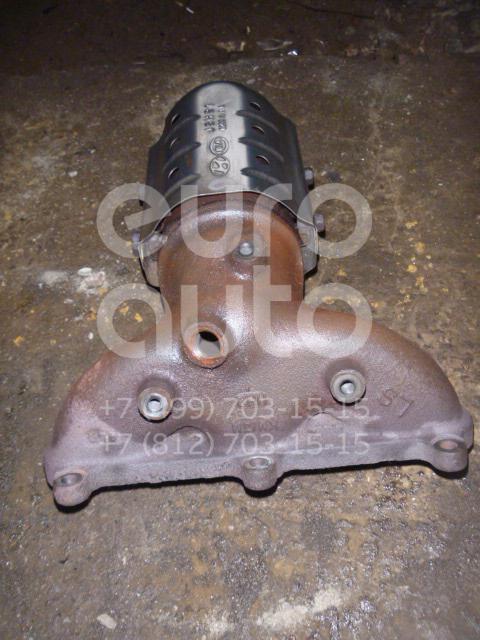 Коллектор выпускной для Hyundai,Kia Tucson 2004-2010;Santa Fe (SM)/ Santa Fe Classic 2000-2012;Sportage 2004-2010 - Фото №1
