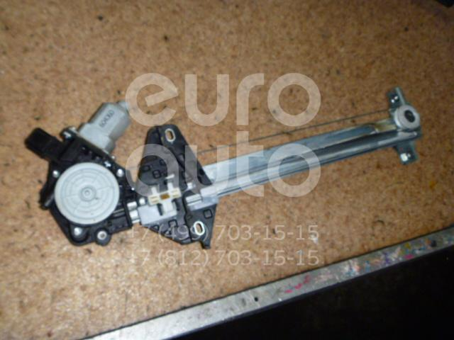 Стеклоподъемник электр. задний левый для Honda Civic 4D 2006-2012 - Фото №1