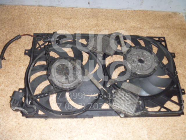Вентилятор радиатора для VW Phaeton 2002-2016 - Фото №1