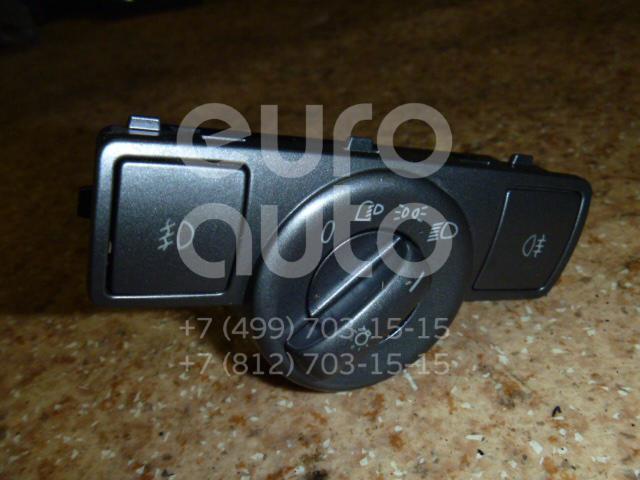 Переключатель света фар для VW Phaeton 2002-2016 - Фото №1