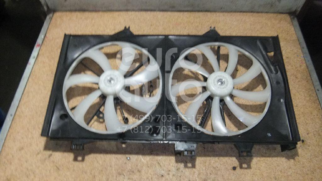 Вентилятор радиатора для Toyota Camry V50 2011> - Фото №1