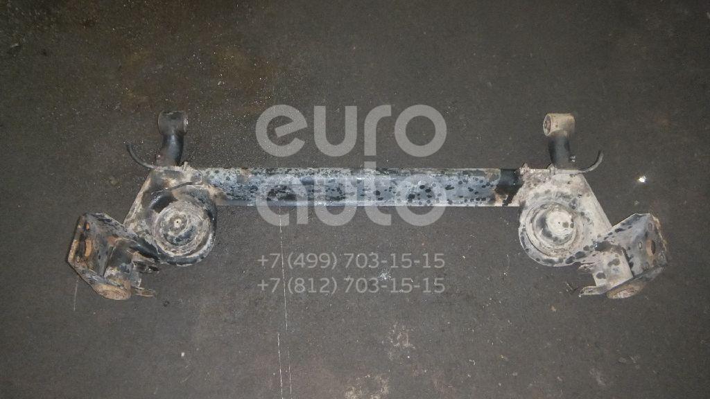 Балка задняя для Chevrolet,Daewoo Rezzo 2005-2010;Rezzo 2000-2011 - Фото №1