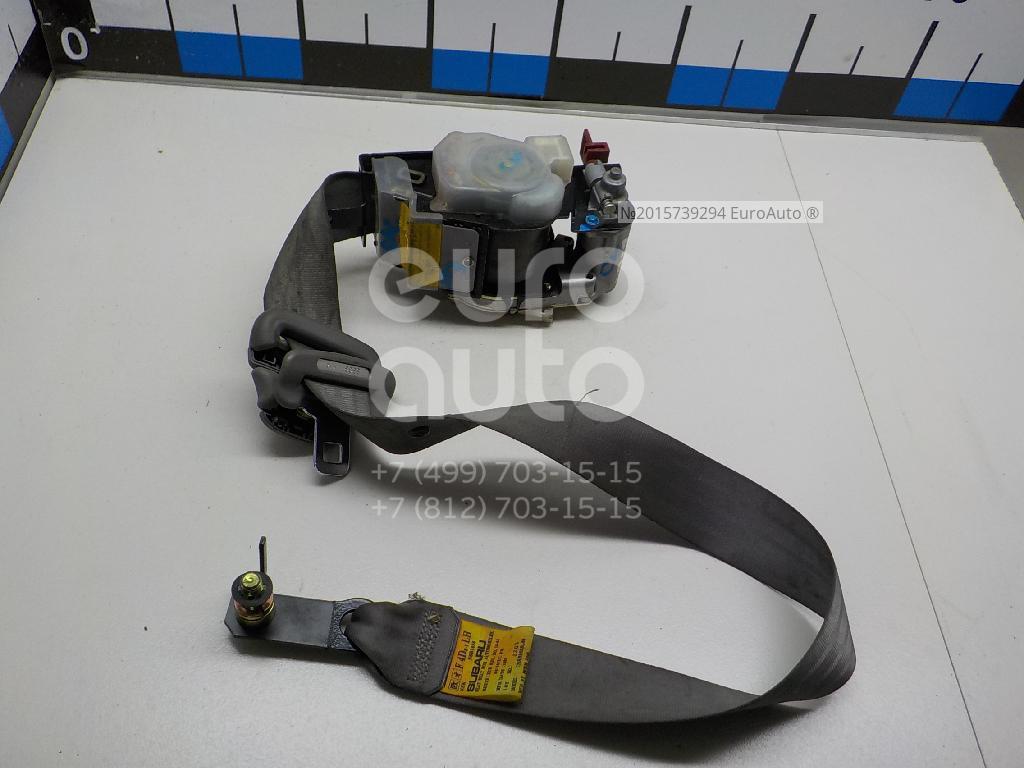 Ремень безопасности с пиропатроном для Subaru Forester (S10) 1997-2000 - Фото №1