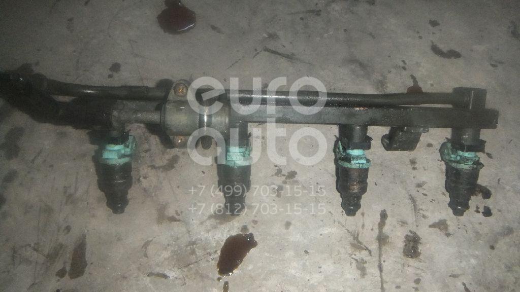 Рейка топливная (рампа) для Chevrolet Rezzo 2005-2010 - Фото №1