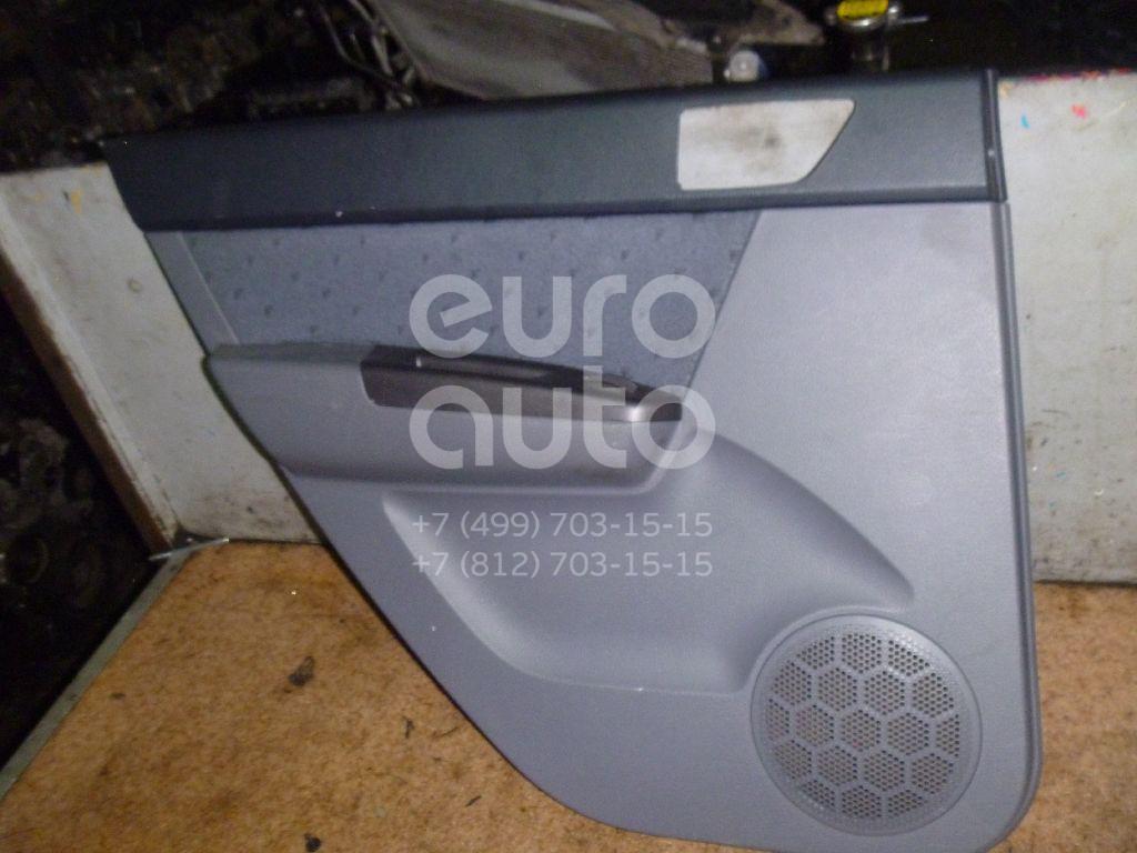 Обшивка двери задней левой для Hyundai Getz 2002-2010 - Фото №1