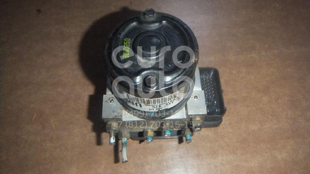 Блок ABS (насос) для Chevrolet Rezzo 2003-2010 - Фото №1