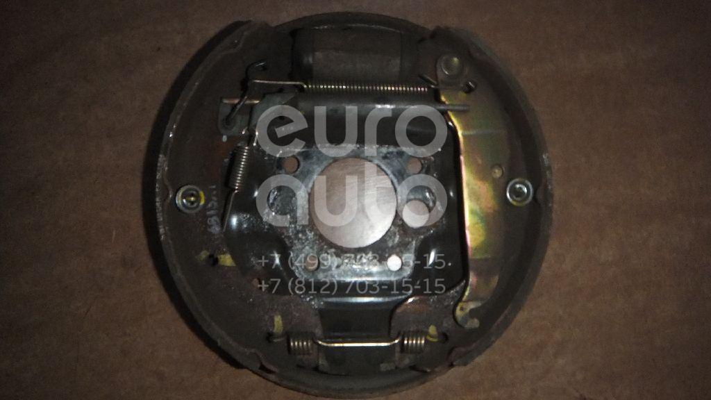 Щит опорный задний левый для Chevrolet Rezzo 2003> - Фото №1