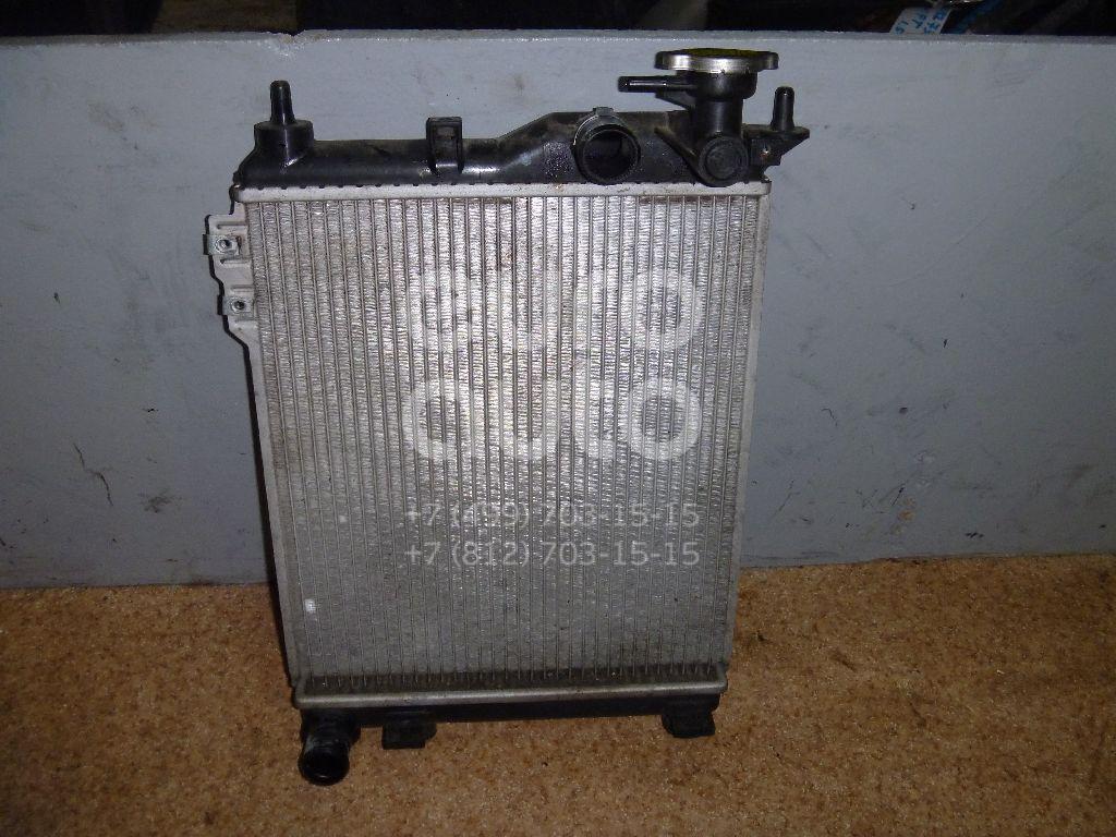 Радиатор основной для Hyundai Getz 2002-2010 - Фото №1