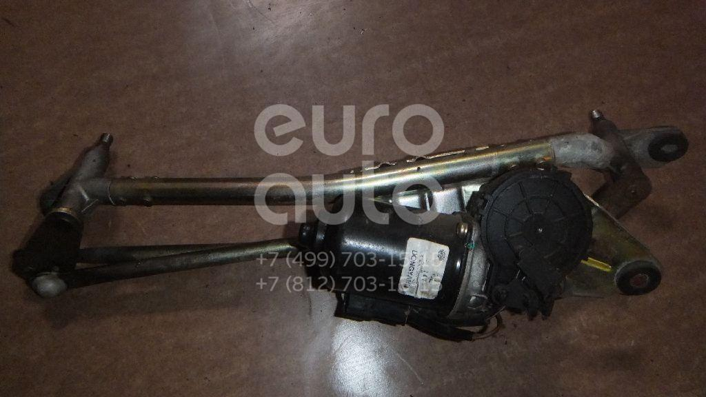 Моторчик стеклоочистителя передний для Chevrolet,Daewoo Rezzo 2003-2010;Rezzo 2000-2011 - Фото №1