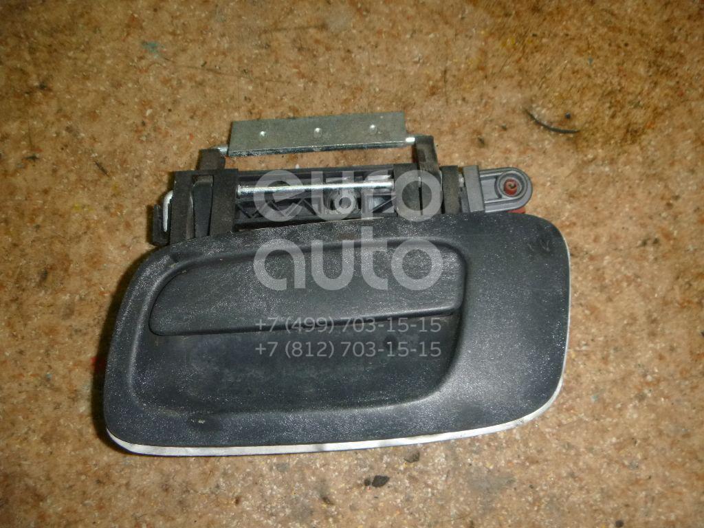 Ручка двери задней наружная левая для Opel Zafira A (F75) 1999-2005 - Фото №1