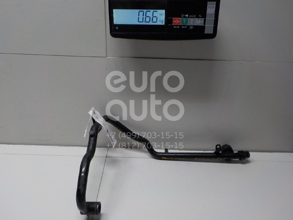 Трубка охлажд. жидкости металлическая для VW Phaeton 2002> - Фото №1