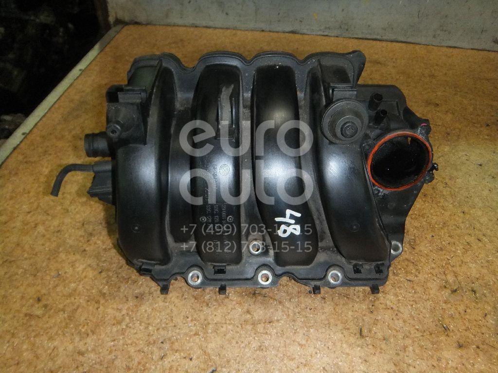 Коллектор впускной для VW,Audi,Skoda Golf V 2003-2009;A3 [8PA] Sportback 2004-2013;Golf V Plus 2005-2014;Passat [B6] 2005-2010;Touran 2003-2010;Jetta 2006-2011;Octavia (A5 1Z-) 2004-2013;EOS 2006-2015 - Фото №1